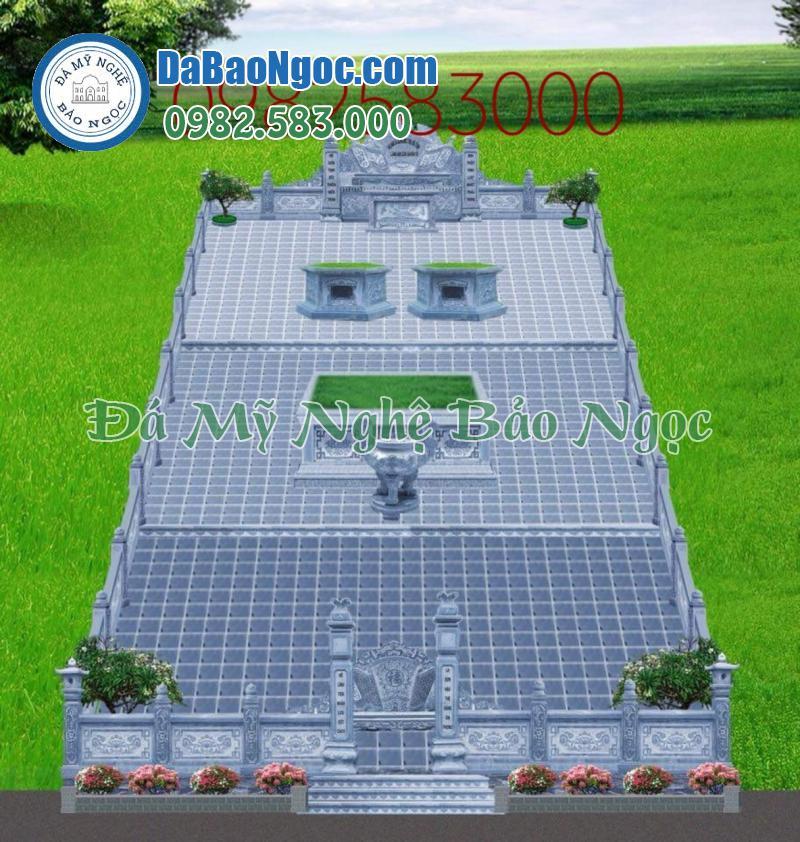 lăng mộ đá hiện đại