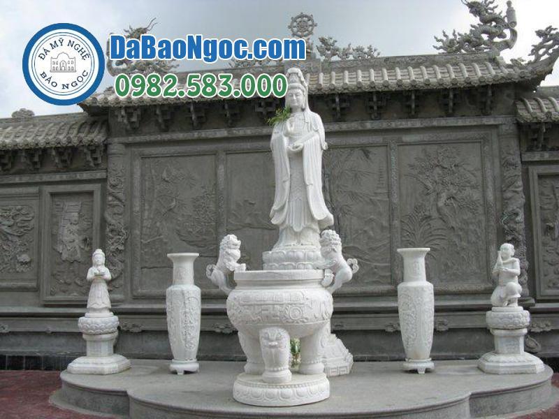 Tuong Quan Am Bo Tat bang da 2