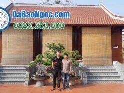 Nghệ nhân Lương Uy Lực và công trình nhà thờ họ tại Ninh Bình