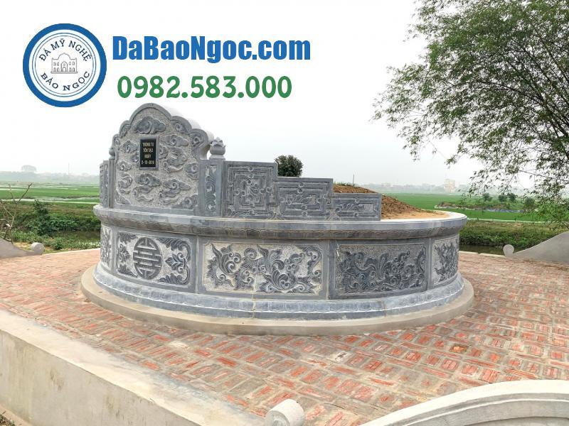 Mộ đá tròn tại Hòa Bình