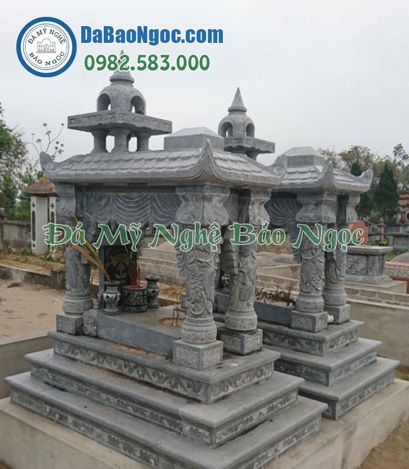 mộ đá công giáo-53