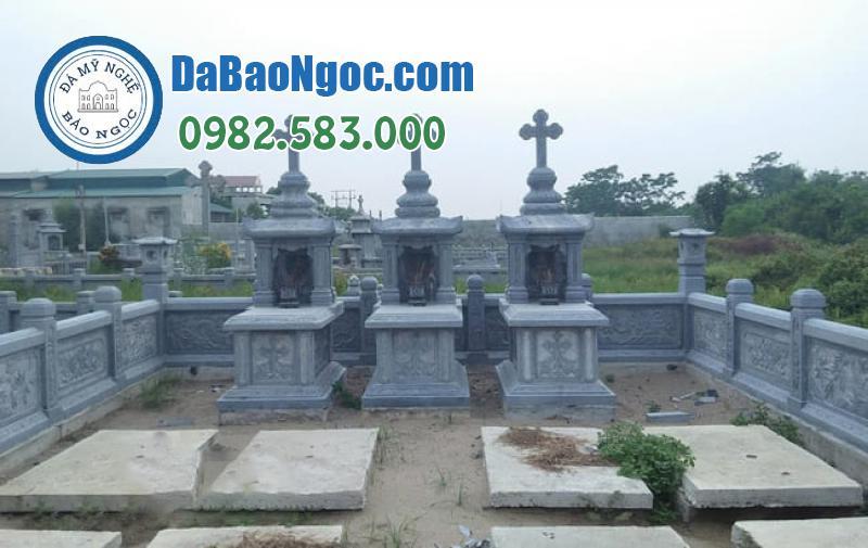 Khu mộ gia tộc người công giáo