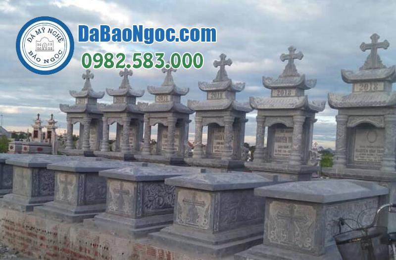 Khu mộ đá công giáo